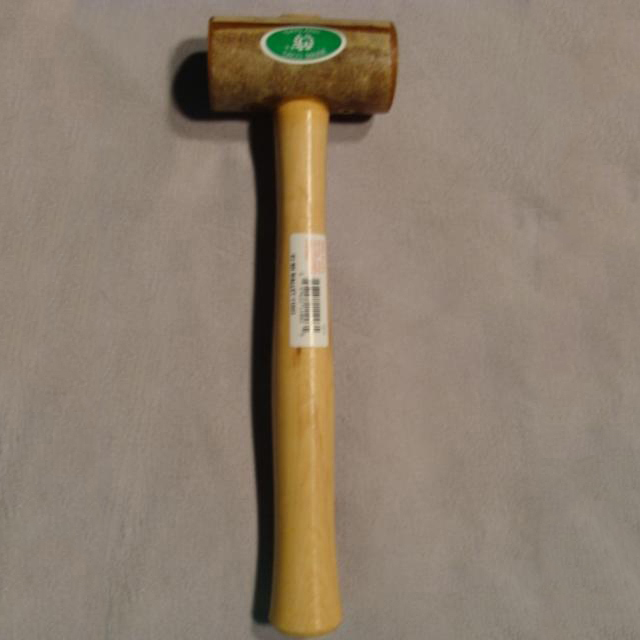 Rawhide Mallets from Booth & Co
