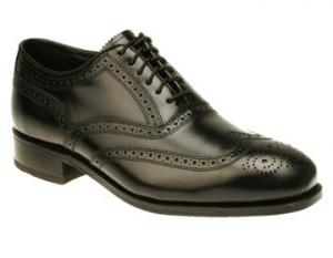 Traditional Mans Dress Shoe