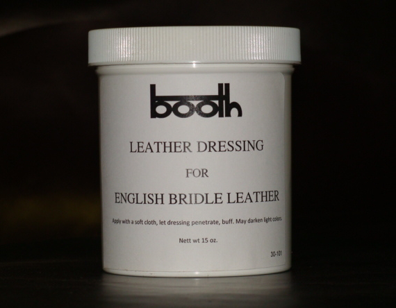 Leather Dressing From Booth and Co