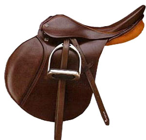 Booth & Co Equestrian Saddle