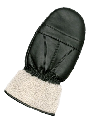 Booth & Co Sheepskin Mitten MSN-03