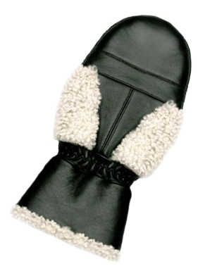 Booth & Co Sheepskin Mitten MSN-04